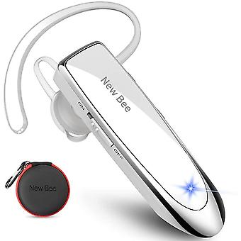 Neue Bee Bluetooth Headset Wireless Freisprech Telefon Bluetooth-Headset mit Mikrofon fr iPhone