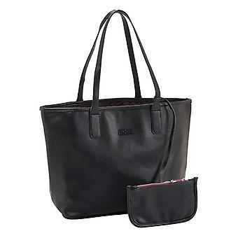 Shoulder Bag Moos Capsula Black