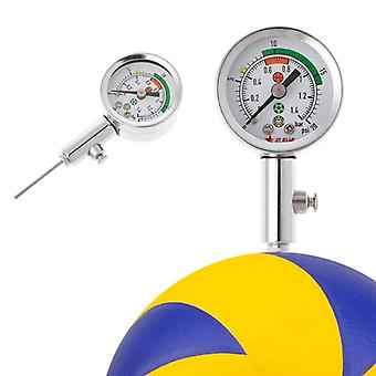 Soccer Ball Pressure Gauge Air Watch