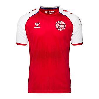 2021-2022 Denmark Home Shirt