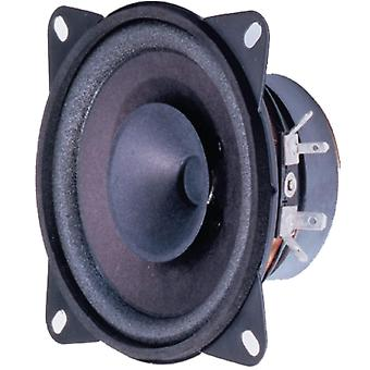 FR 10 HM 20 W schwarz Lautsprecher (95 22000 Hz, schwarz, kabelgebunden,