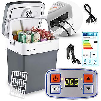 Enfriador con función de calefacción 32 litros – Gris