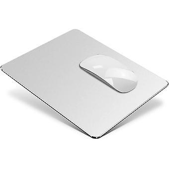 FengChun Metall Mauspad Aluminium Mousepad doppelseitig verfügbares Design, Hartes Mouse Pad Matte