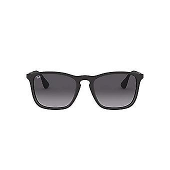Ray Ban RB4187 Chris - Men's Sunglasses, Shaded Grey Black, Size 54/18