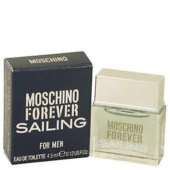 Moschino ikuisesti purjehdus Moschino Mini EDT .17 oz (miehet) V728-536178