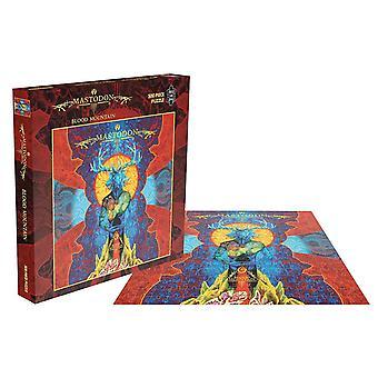 Mastodon Jigsaw Puzzle Blood Mountain Album Cover new Official 500 Piece