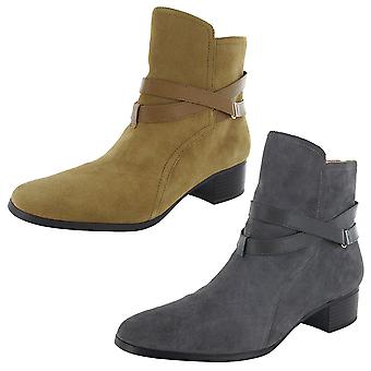 C. Wonder Femei Taylor Zip Up Glezna Boot Shoes