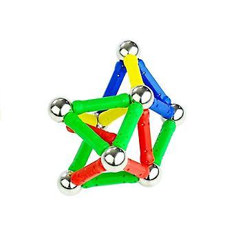 Magnetisches Bauset 188-teilig – Pädagogisches Spielzeug