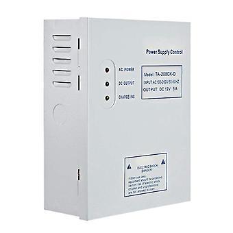 208ck-d Ac 110-240v Dc 12v/5a Door Access Control System