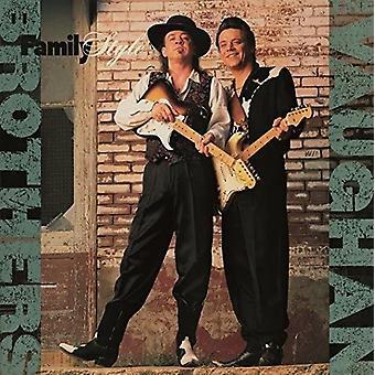 Vaughan Brothers - Vinile in stile familiare