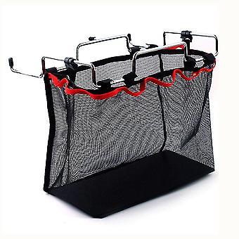 Ulko camping lankateline kannettava verkko laukku piknik pöytä grilli paketti keittiö verkko taitto ripustus