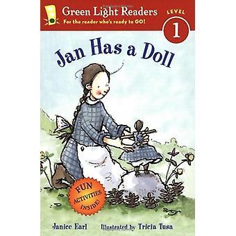 Jan Har en docka av Janice Earl & Earl