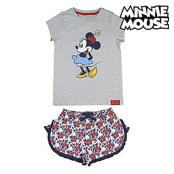 Летняя пижама Минни Маус Грей