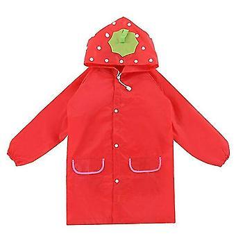 Regenjacke für Kinder - Strawberry