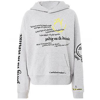 Zadig & Voltaire Georgy Cotton Sweatshirt
