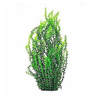 """Aquatop Tall Green Aquarium Plant - 1 count (30""""H)"""