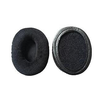 Headphone cushions tips 1 pair for nokia bh-905 hs96w bh905 904 earphone cushion sponge cover earmuffs replacement earpads