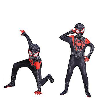 Kids Spiderman Costume Halloween Cosplay Costume