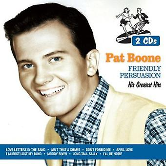 Pat Boone - Friendly Persuasion: His Greatest Hits [CD] USA import