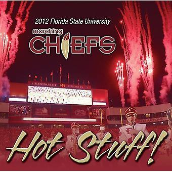 2012 Florida State University Marching Chiefs - Hot Stuff! [CD] USA import