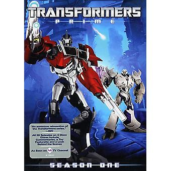 Transformers Prime: Staffel 1 [DVD] USA import