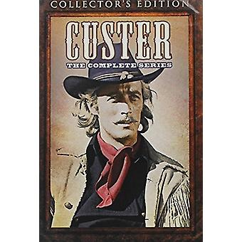 Custer : The Complete Series [DVD] USA import