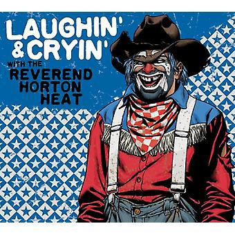 Reverend Horton Heat - Laughin' & Cryin' with the Reverend Horton Heat [CD] USA import