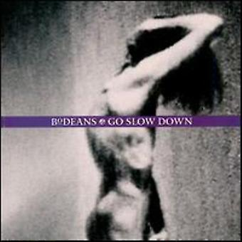 BoDeans - Go Slow Down [CD] USA import