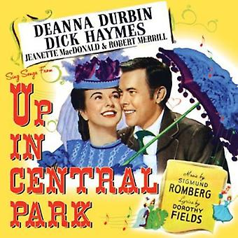Deanna Durbin & Dick Haymes - Up in Central Park [CD] USA import
