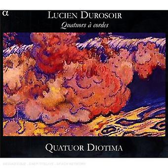 Lucien Durosoir - Lucien Durosoir: Quatuors Cordes [DVD] USA import