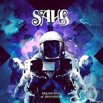 Sahg - Wahnvorstellungen von Grandeur [Vinyl] USA import