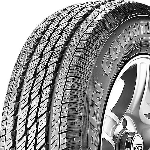 Summer tyres Toyo Open Country H/T ( 245/65 R17 111H XL )