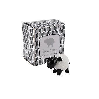 CGB Giftware Artisan Glass Sheep