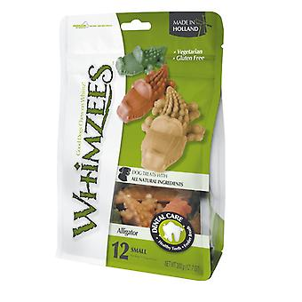 Whimzees alligaattori normaali 12 Pack