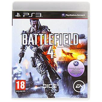 Battlefield 4 - Standard Edition (PS3) - New