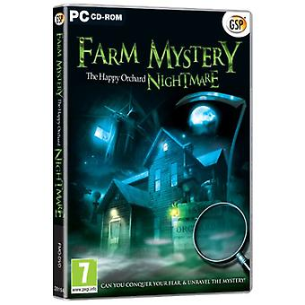 Farm Mystery - The Happy Orchard Nightmare (PC DVD) - Nouveau