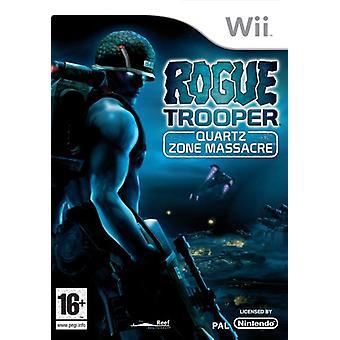 Rogue Trooper (Wii) - Neu