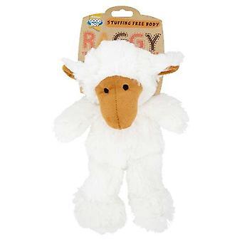 Raggy agnello morbido ripieno gratis cane giocattolo