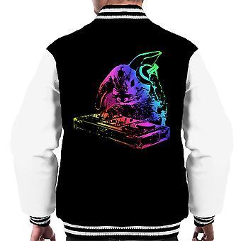 DJ Bunny mężczyzn uniwerek kurtka