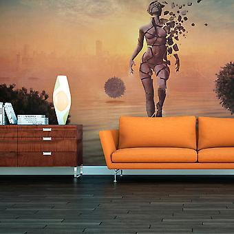 Wallpaper - Walk on the water