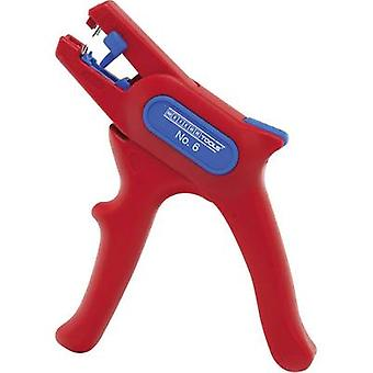 WEICON TOOLS No.6 51000006-KD VDE cable stripper 0.2 up to 6 mm² 10 up to 24