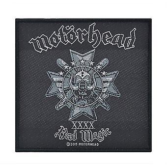 Motorhead Bad Magic Woven Patch