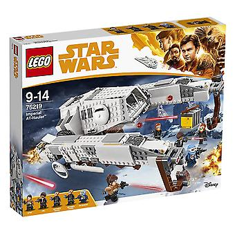 LEGO 75219 Star Wars Imperial AT-Hauler Construction Playset