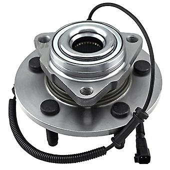 WJB WA515113 - Front Wheel Hub Bearing Assembly - Cross Reference: Timken SP500101/Moog 515113/SKF BR930690