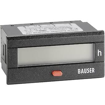 Bauser 3800/008.2.1.0.1.2-001 Digital operating hours counter type 3800