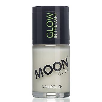 Glow - 14m gloed in de donkere Nail Varnish - Invisible Moon