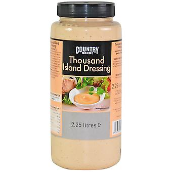 Country Range 1000 Island Dressing