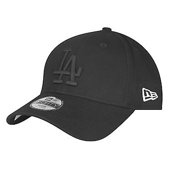 New Era 9Forty KINDER Cap - JERSEY LA Dodgers schwarz