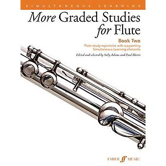 More Graded Studies for Flute Book Two by Paul Harris - 9780571539291