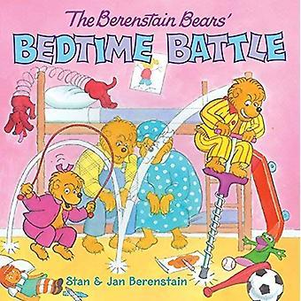 Berenstain Bears' läggdags slaget (Berenstain Bears (Harper 8 x 8))